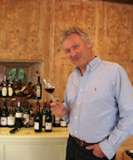 Guy Boursot of Wine Consultants and Boursot's Wine Collection