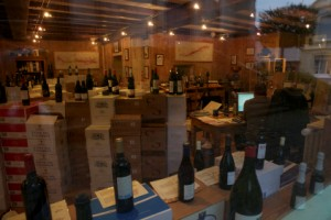 Looking into Boursot's Wine Collection